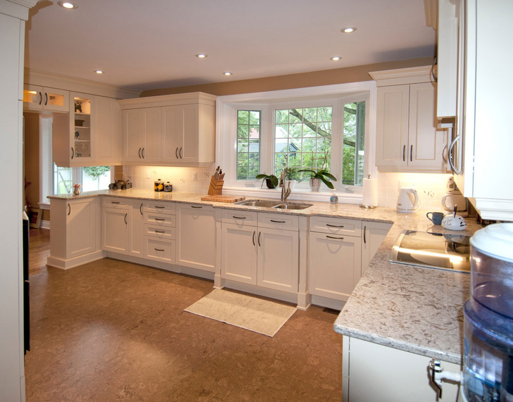 Ingram By The Cabinet Connection Amazing Range Of Kitchen Floor Tile Designs
