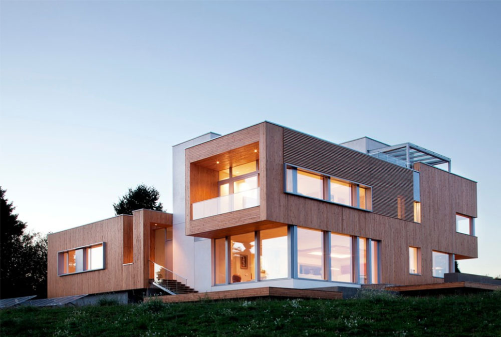 Karuna Passive House By Hammer Hand How To Become An Architect