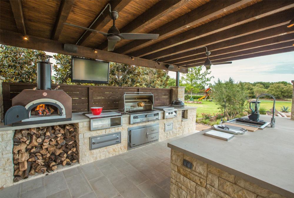 Summer Kitchen Design Ideas 50 Pictures