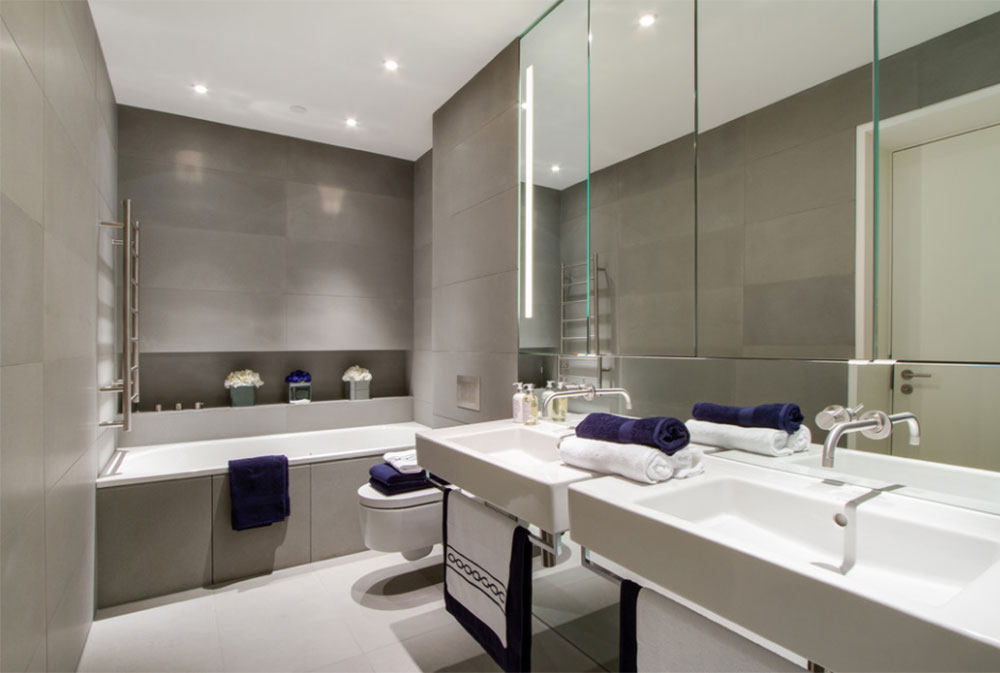 Neo Bankside By Chris Snook Contemporary Bathroom Ideas To Modernize This  Room