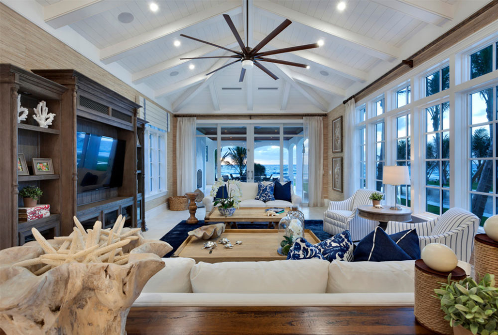 Oceanside Estate By Seaside Builders Beach House (Seaside) Furniture Designs