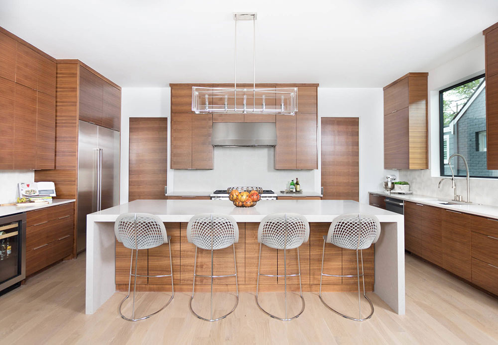 custom modern kitchen cabinets. Pemberton Moddern Butterfield Custom Homes Minimalist And Practical Modern  Kitchen Cabinets