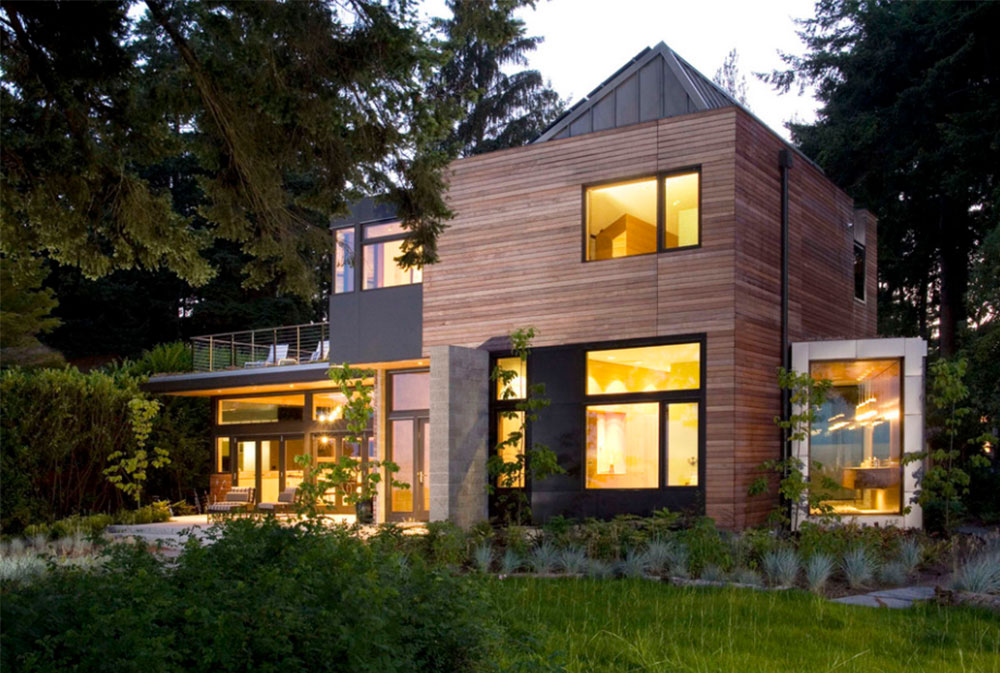 Platinum House By Coates Design Architects Seattle How To Become