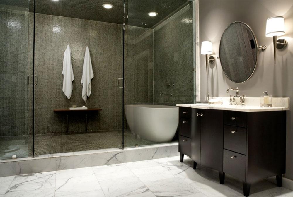 Contemporary Bathroom Ideas To Modernize This Room