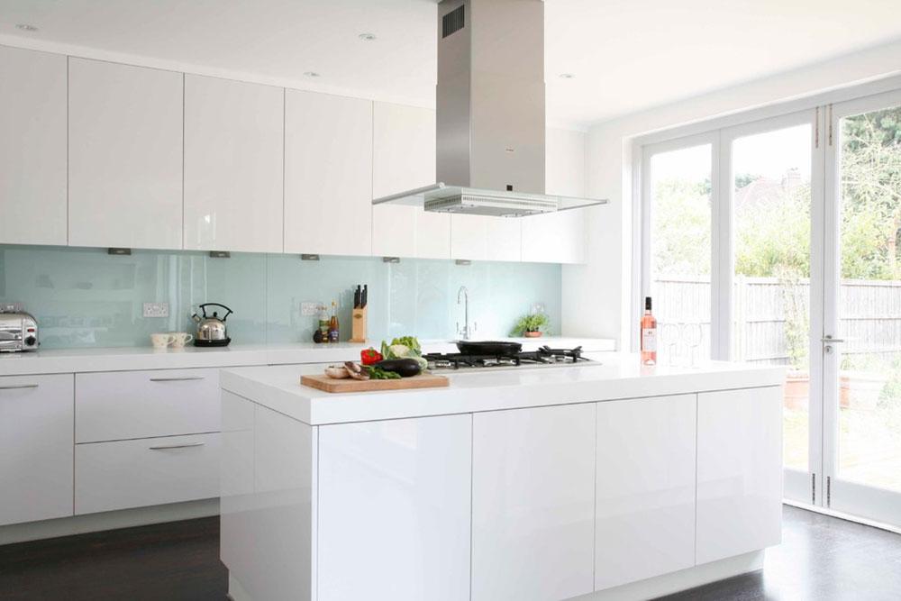 Richmond-Morph-Interior-Ltd Minimalist And Practical Modern Kitchen Cabinets