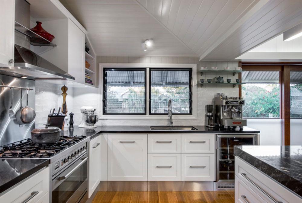Black And White Kitchen Design Ideas - Black and white kitchens styles ideas