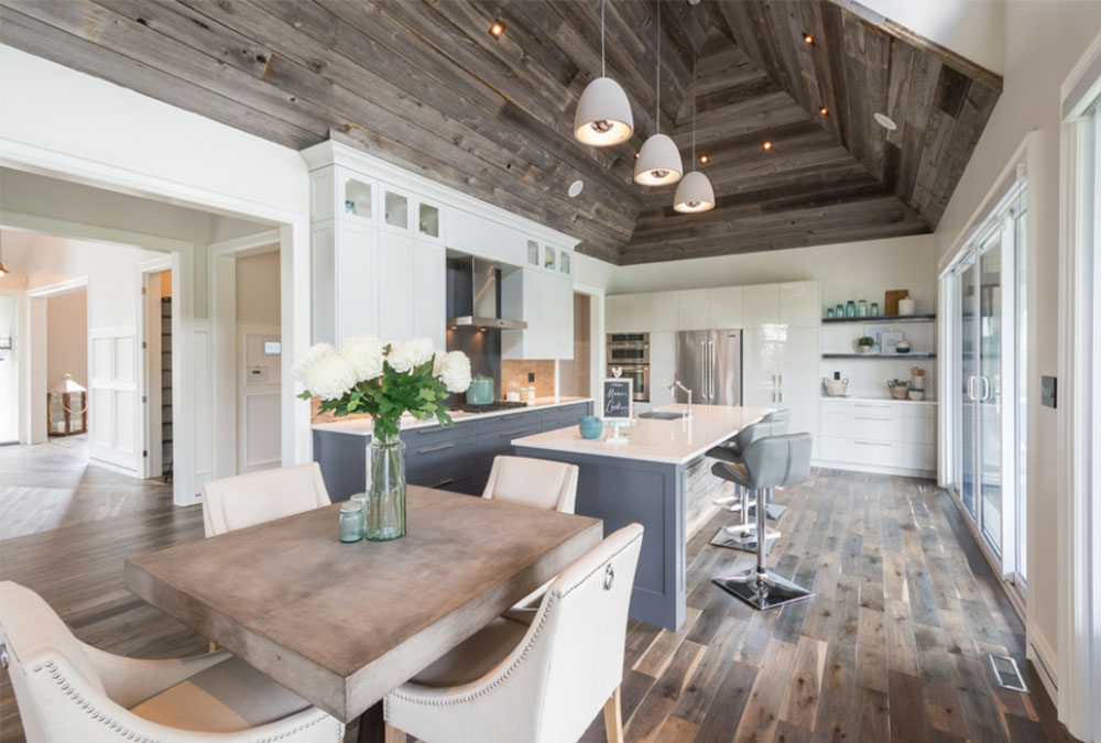 Dream Home By Great Floors Laminate Vs Hardwood Flooring What S The