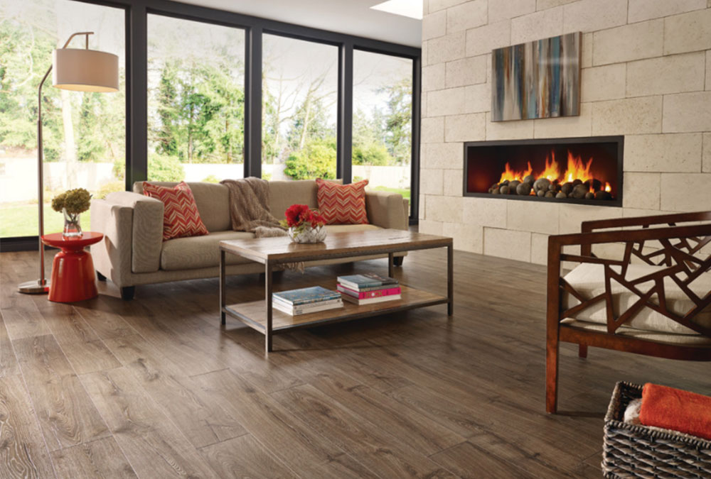 Laminate Flooring By Srs Vs Hardwood What S The