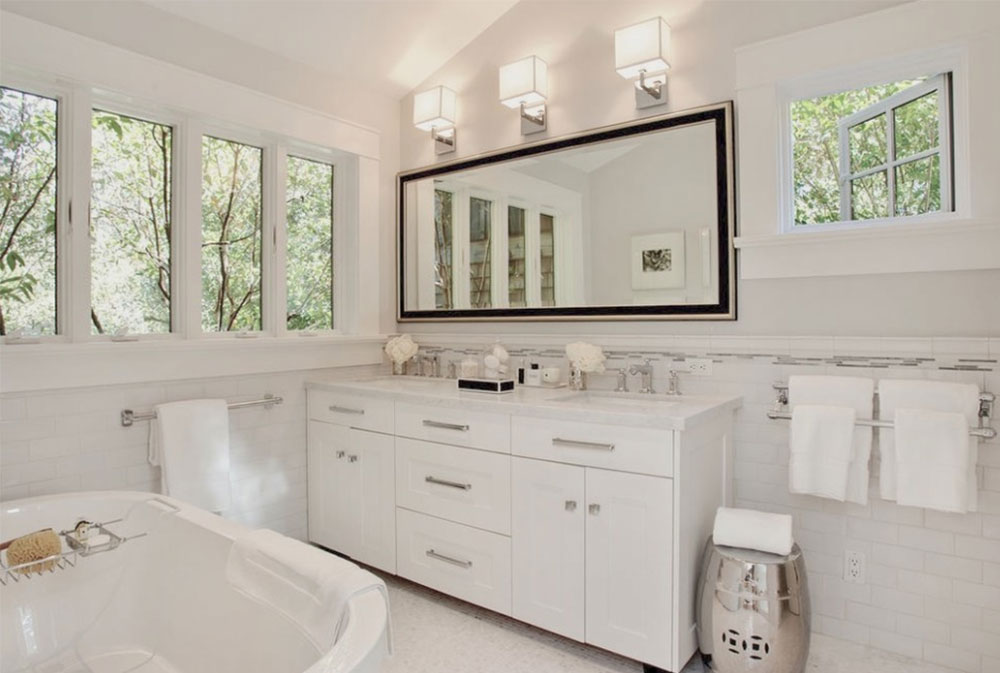 Mill Valley CA By Urrutia Design Bathroom Mirror Ideas To Check