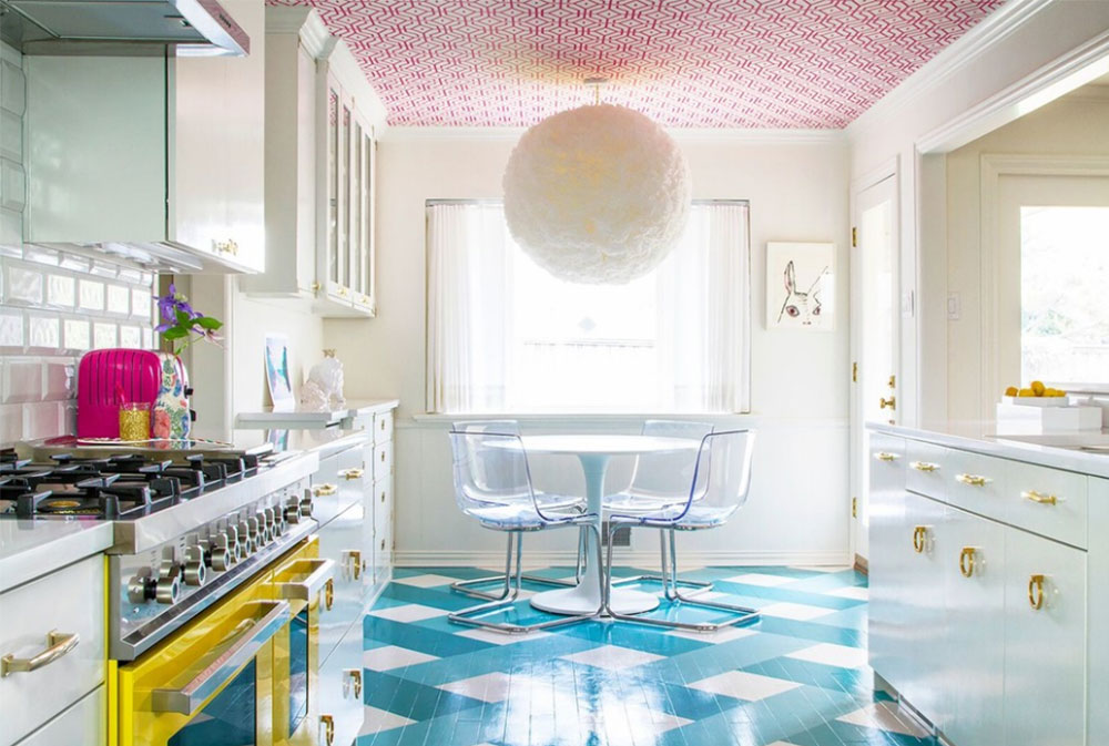 Willow By Janet Gridley Painted Floors Design Ideas