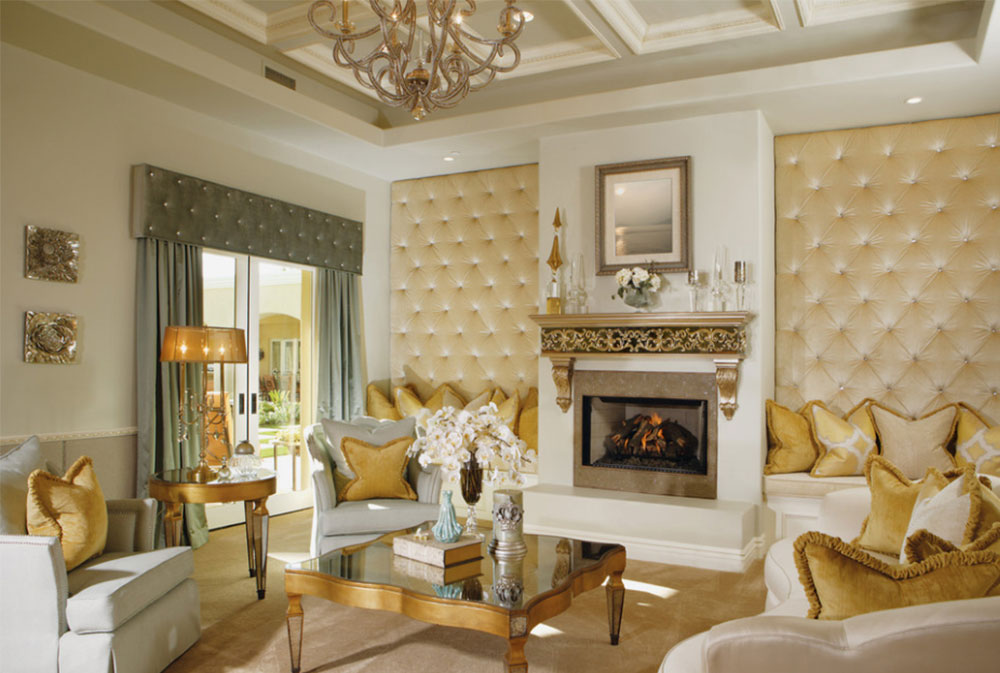Luxury Living Room Decoration. 15 interior design ideas of luxury ...