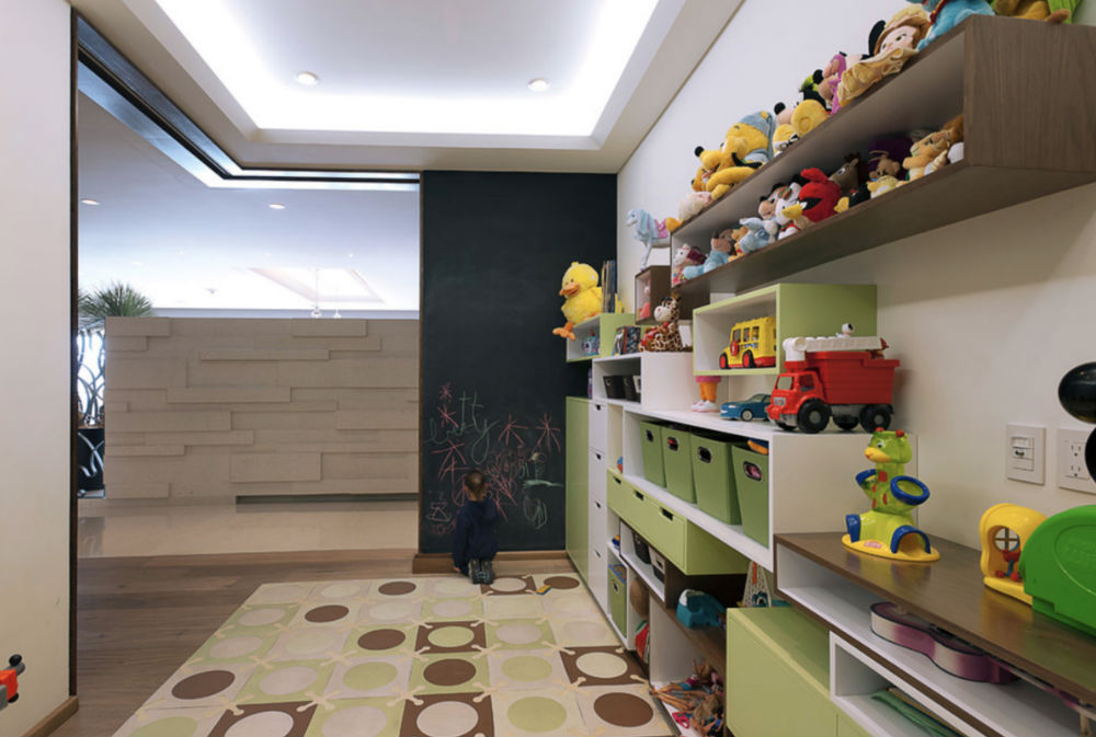 Departamento CGB By ARCO Arquitectura Contemporánea Stuffed Animal Storage  Ideas