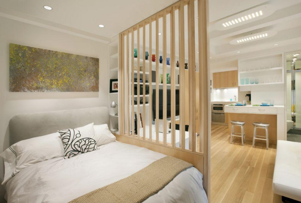 Micro Apartment By AllenKillcoyne Architects Studio Apartment Decor, Ideas,  And