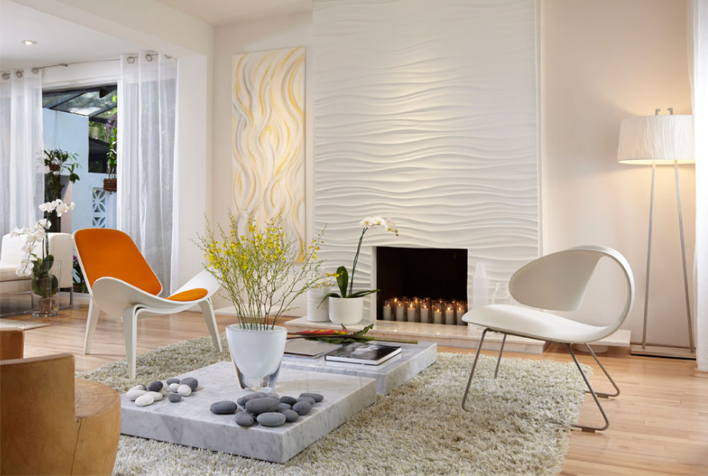 Luxury Living Rooms: 31 Examples of Decorating Them