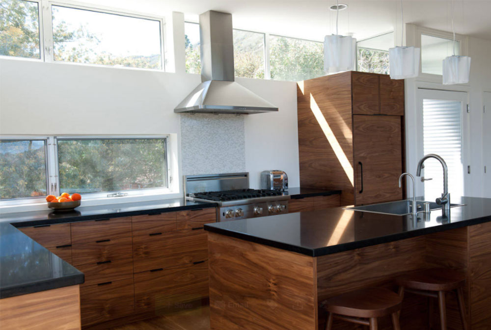 Walnut IKEA Kitchen By Semihandmade Design Ideas