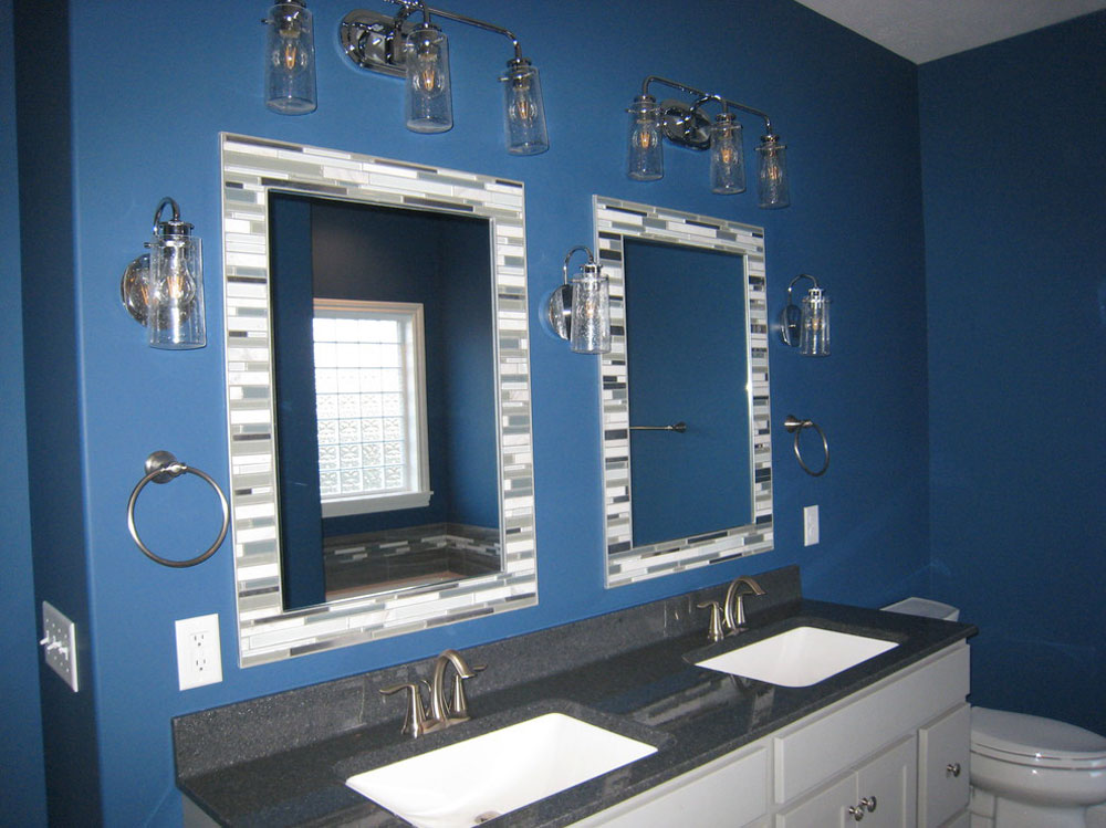 Dark Blue Bathroom Accessories. 3517 Crystal Spring by Robert McCurley Contractor Blue bathroom ideas  Design d cor and accessories