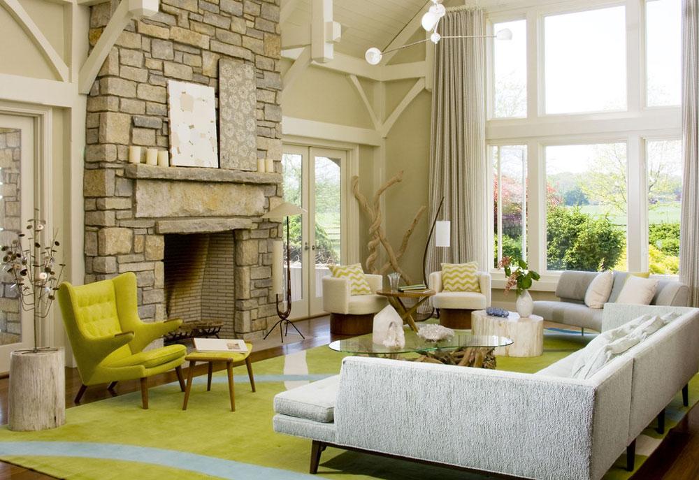 Beach-House-Bridgehampton-by-Amy-Lau-Design Mid-Century Modern Furniture: Design, Décor, And Ideas