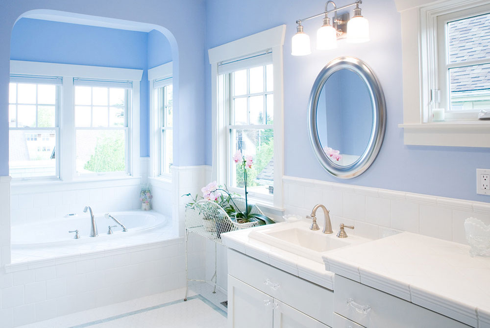 Blue Bathroom Designs Ideas blue bathroom ideas: design, décor, and accessories
