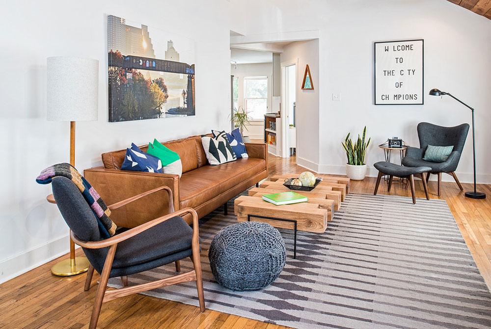 Bouldin-Creek-Bachelor-Pad-by-Christen-Ales-Interior-Design Mid-Century Modern Furniture: Design, Décor, And Ideas