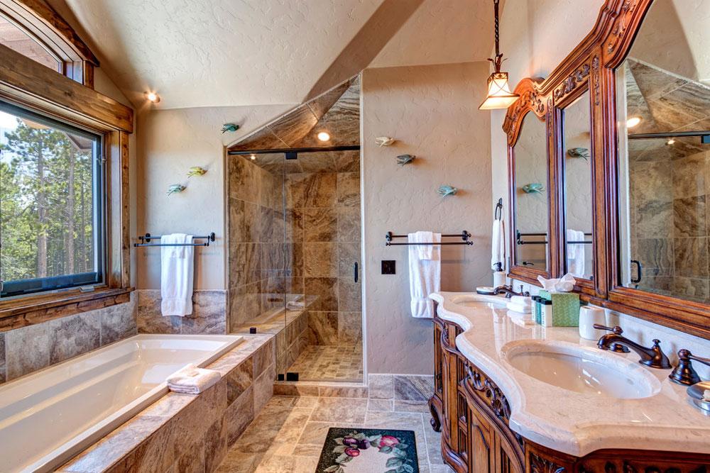 Rustic Bathroom Design: Ideas, Vanities, Décor, And Lighting