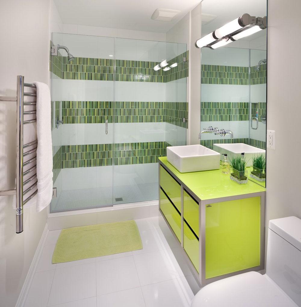 Euro Chic By Anthony Wilder 1 Green Bathroom Ideas: Décor