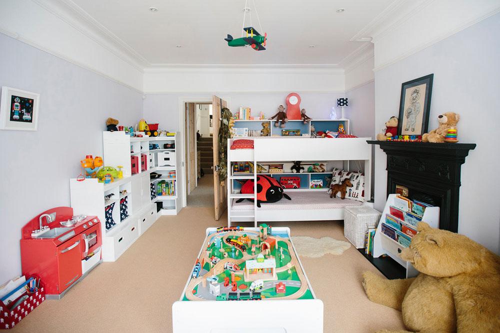 Georges Bedroom Age 3 By My Bespoke Room