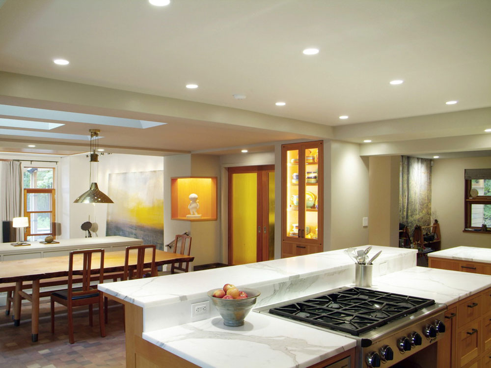 rustic kitchen design. Hill Section Home Birdseye by Design Rustic Kitchen  Cabinets Tables D cor and Ideas