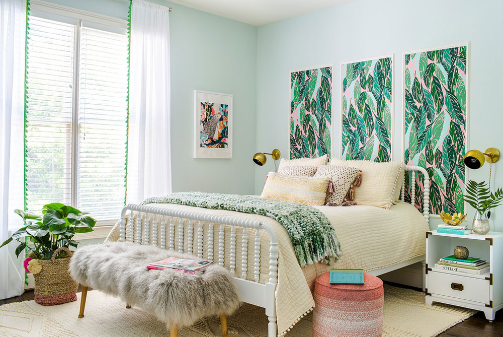 Green Bedroom Ideas Design Decoration And Accessories