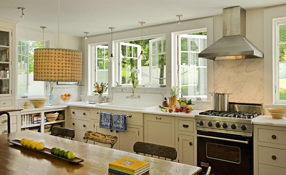 Kitchen Transformation By Smith Vansant Architects PC Rustic Kitchen Design