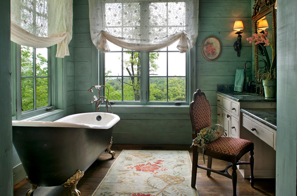 Green Bathroom Ideas: Décor, Lighting, And Accessories