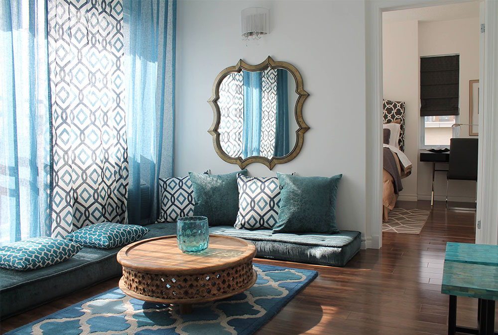 MOROCCAN INSPIRED CONDO 2013 By Rebecca Mitchell Interiors Floor Part 48