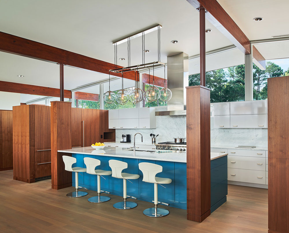 Mid-Century-Makeover-by-Wiedemann-Architects-LLC Mid-Century Modern Furniture: Design, Décor, And Ideas
