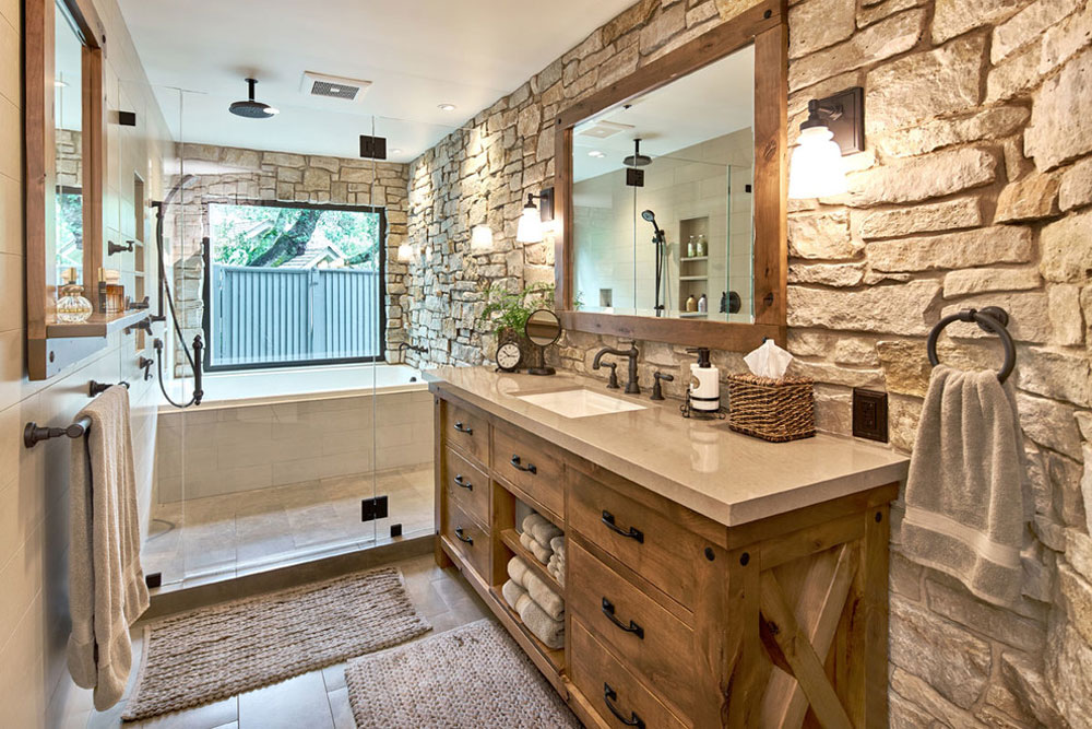 Rustic Bathroom Design Ideas Vanities Decor And Lighting