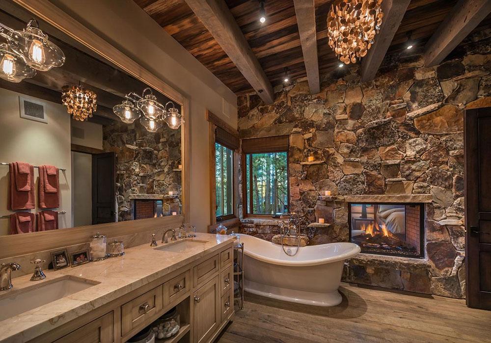 Astounding Rustic Bathroom Design Ideas Vanities Decor And Lighting Download Free Architecture Designs Scobabritishbridgeorg