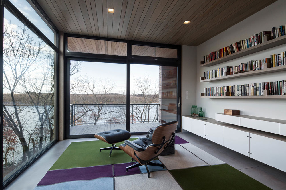 Riverhouse By Bwarchitects Reading Chair Tips On Ing A Comfortable Ergonomic And