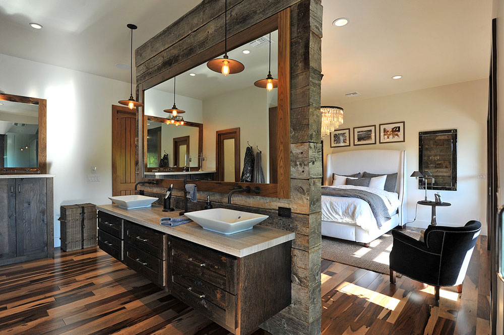rustic glamour by jrp design remodel rustic bathroom design ideas - Bathroom Designs Rustic Ideas