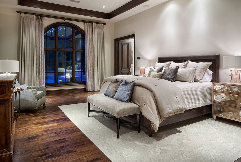 Southlake By Jauregui Architecture Interiors Construction Luxury Bedding Ideas For A