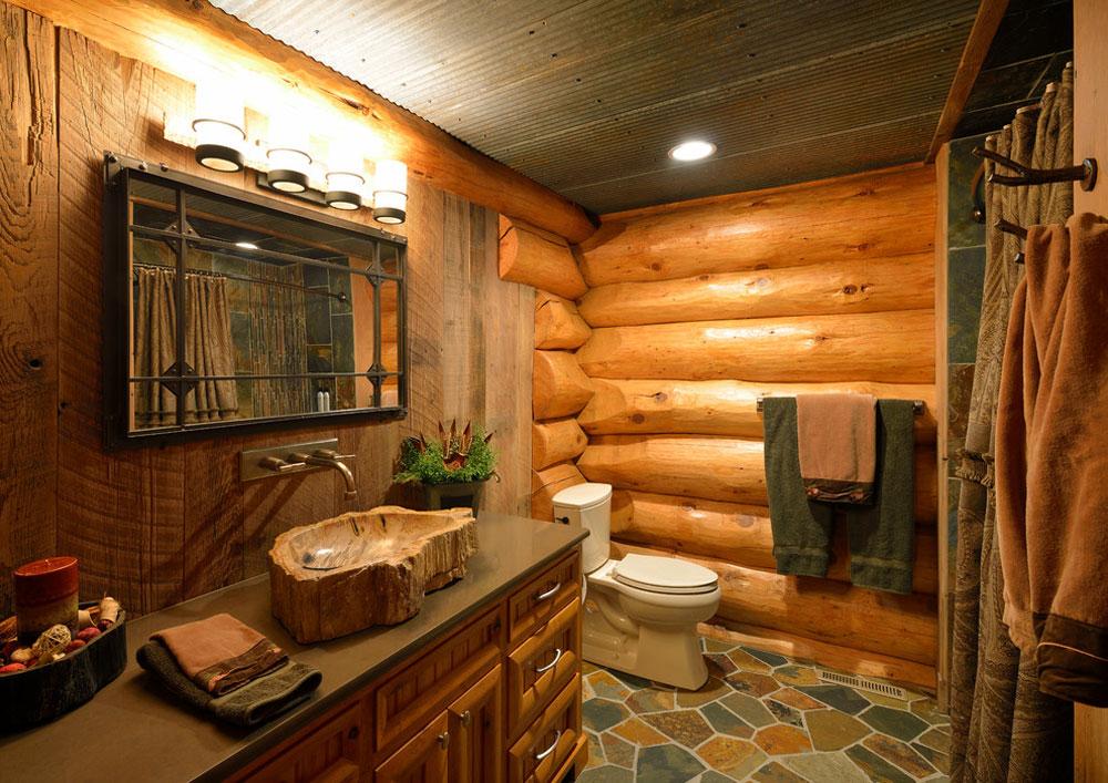 Star Prairie Lake Home By Lake Country Builders Rustic