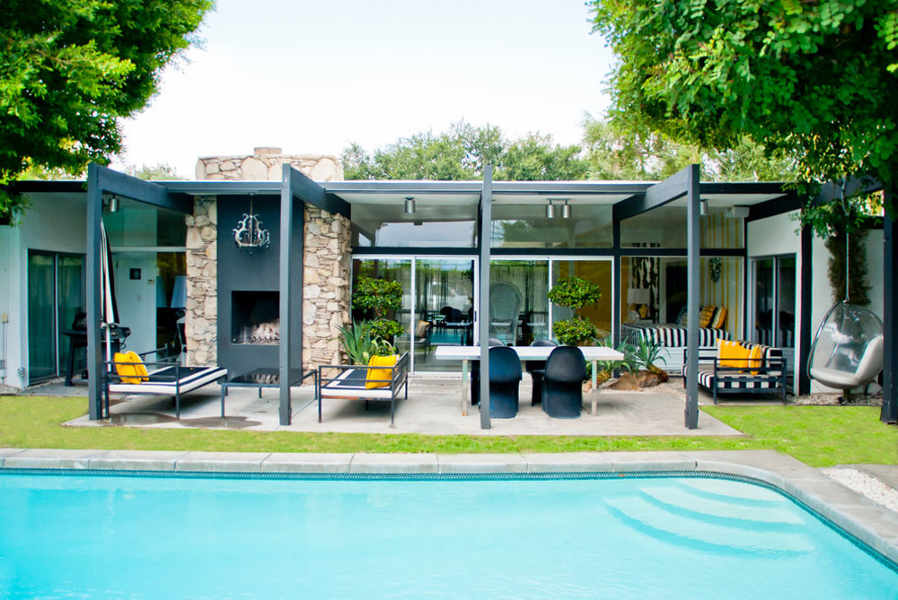 The-Park-Residence-Palm-by-Modshop Mid-Century Modern Furniture: Design, Décor, And Ideas