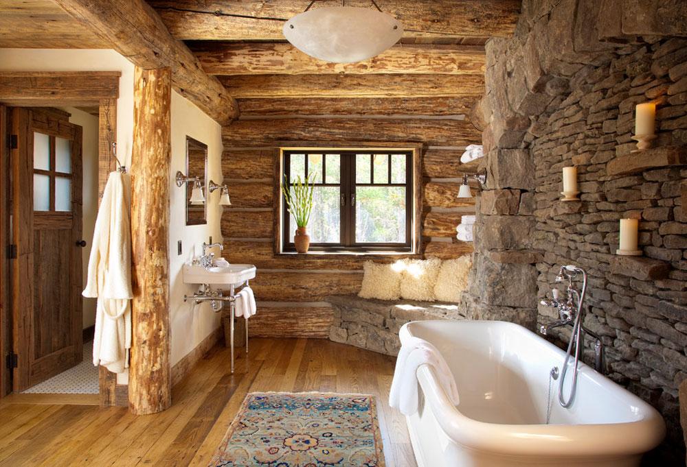 Rustic Bathroom Design Ideas Vanities Decor And Lighting
