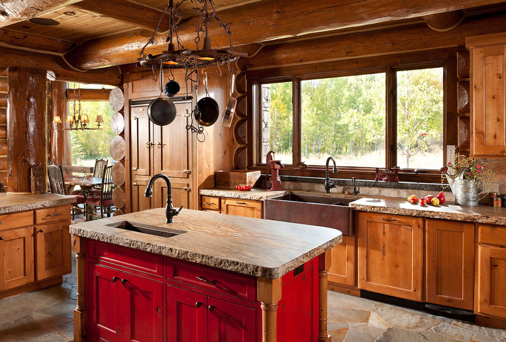 rustic kitchen design. Traditional Kitchen by Native Trails Rustic Design  Cabinets Tables D cor and Ideas