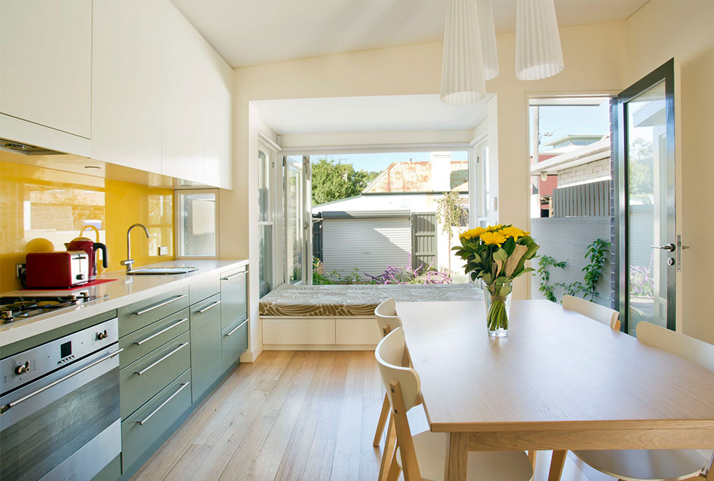 Superb Yellow Kitchen: Décor Rugs, Accessories, And Ideas Pictures
