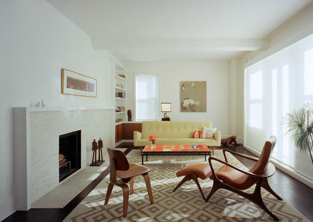 West-Village-Home-by-Ondine-Karady-Design Mid-Century Modern Furniture: Design, Décor, And Ideas