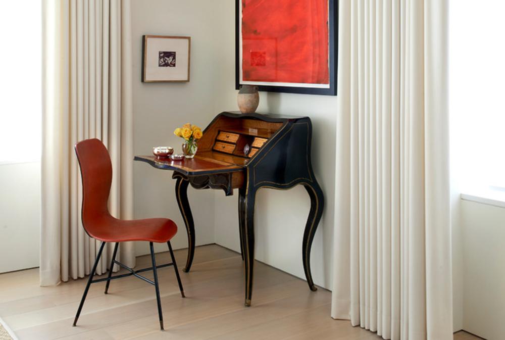 Admirable Secretary Desk Modern Vintage Small Or Large Download Free Architecture Designs Xerocsunscenecom