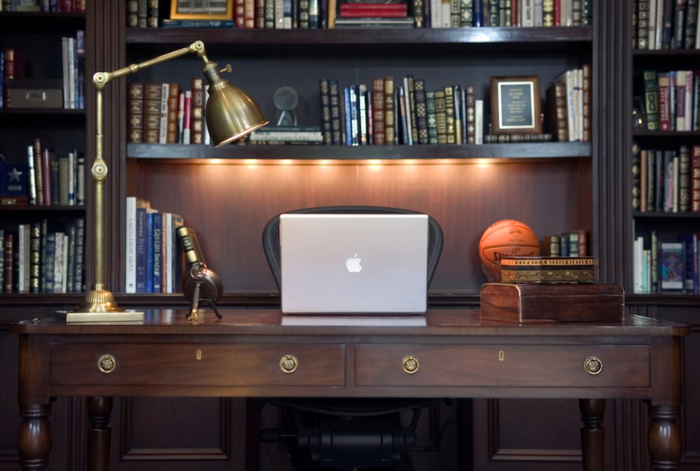 architecture-and-interior-design-by-ed-ritger-photography Secretary Desk: Modern, Vintage, Small, Or Large