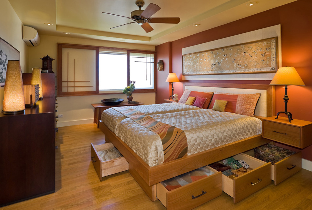 bedroom-by-archipelago-hawaii-luxury-home-designs Storage Bed: How To Get The Most Out Of It