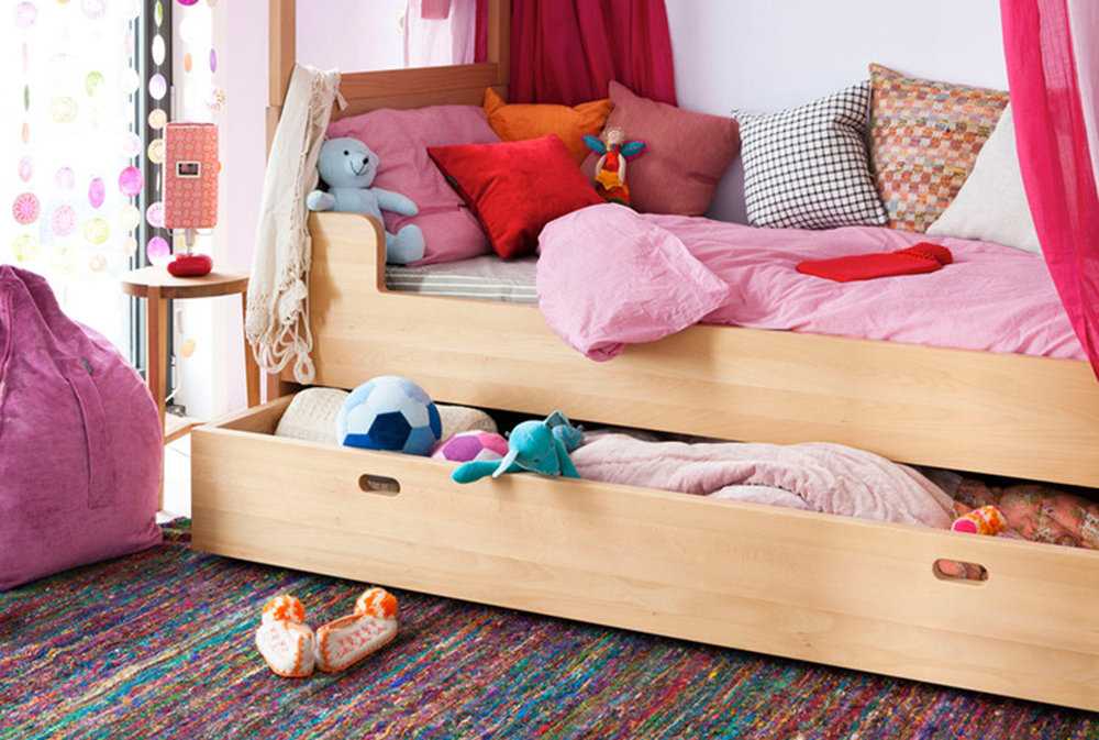 children-room-by-jela Storage Bed: How To Get The Most Out Of It