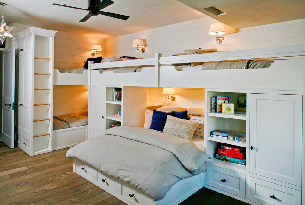 contemporary-coastal-by-darlene-halaby-photography Storage Bed: How To Get The Most Out Of It