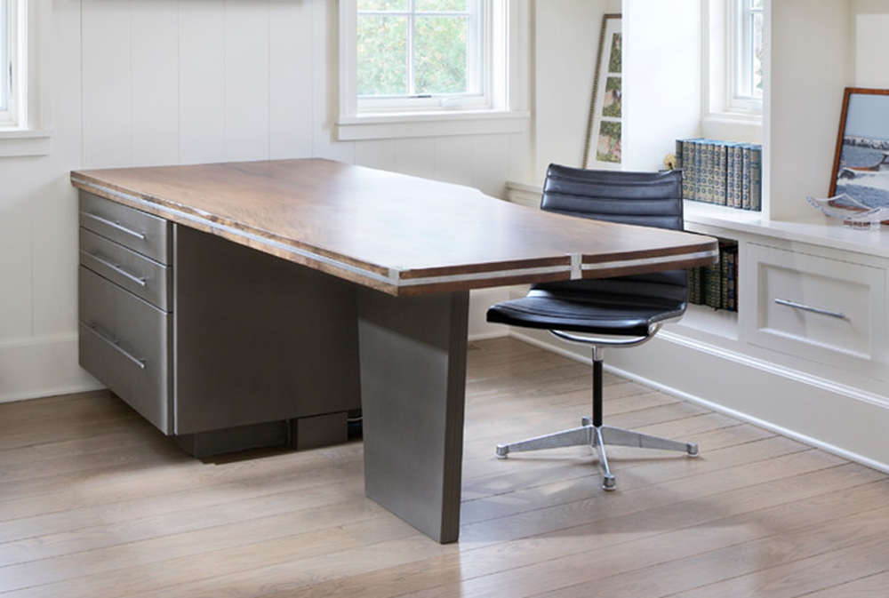 dub-by-michael-abraham-architecture Secretary Desk: Modern, Vintage, Small, Or Large