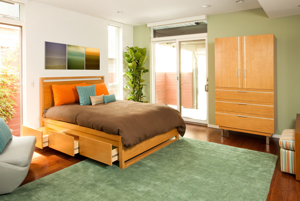 livinghomes-by-central-meridian-photography Storage Bed: How To Get The Most Out Of It